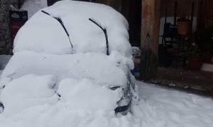 Καιρός - Προσοχή! Έρχεται νέα επιδείνωση – Πού θα «χτυπήσει» ο χιονιάς τις επόμενες ώρες