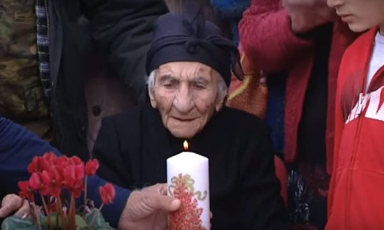 Αυτή η Ελληνοκύπρια γιαγιά Ελένη γιόρτασε τα 103 της χρόνια!