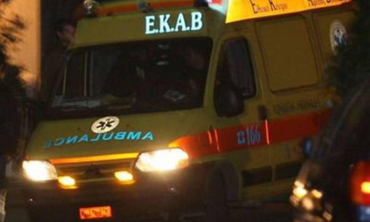 Χανιά: Αυτοκίνητο συγκρούστηκε με οδηγό ντελίβερι