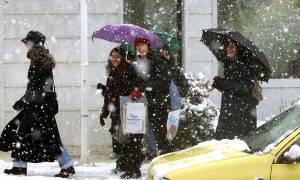 Ο καιρός σήμερα (23/12) - Πού θα χιονίσει