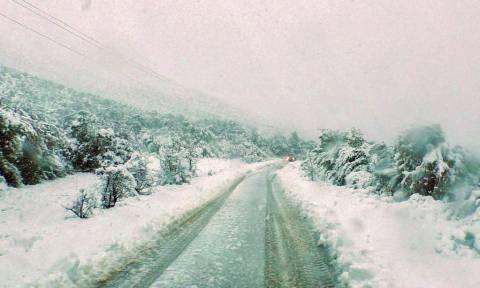 Καιρός: Έρχεται νέα επιδείνωση - Πού θα «χτυπήσει» ο χιονιάς τις επόμενες ώρες