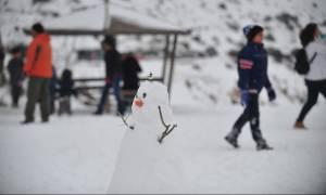 Καιρός ΤΩΡΑ: Χιόνια και στην Αθήνα σε λίγες ώρες - Σε ποιες περιοχές θα το… στρώσει!