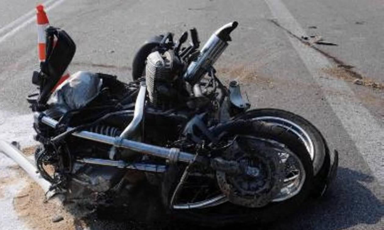 Θανατηφόρο τροχαίο με μοτοσικλετιστή στη Θεσσαλονίκη