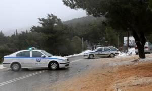 Κακοκαιρία: Αυτοί οι δρόμοι είναι κλειστοί στην Αττική - Πού χρειάζονται αλυσίδες