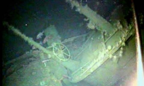 Βρέθηκε το υποβρύχιο - «φάντασμα»!