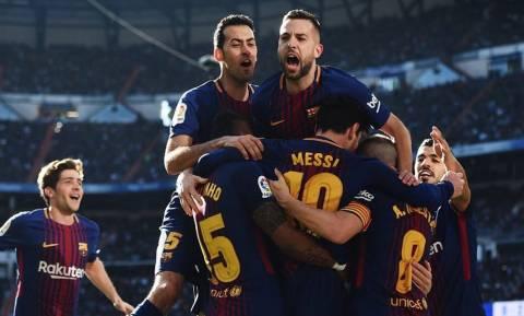 Ρεάλ Μαδρίτης - Μπαρτσελόνα 0-3: Ιστορική καταλανική τριάρα στο Clasico! (pics+vids)