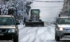 Κακοκαιρία: Ποιοι δρόμοι είναι κλειστοί - Πού χρειάζονται αλυσίδες (ΣΥΝΕΧΗΣ ΕΝΗΜΕΡΩΣΗ)