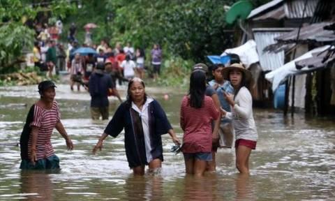 Φιλιππίνες: Στο έλεος της τροπικής καταιγίδας η χώρα – 182 οι νεκροί, 150 αγνοούνται