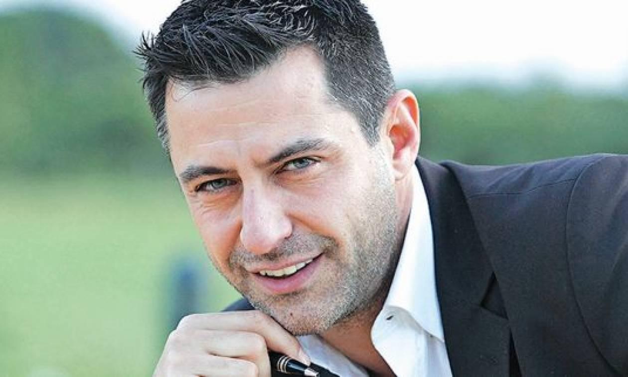 ΣΟΚ! Μάχη για τη ζωή δίνει ο παρουσιαστής Κωνσταντίνος Αγγελίδης