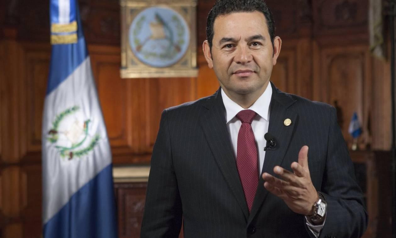 Στο δρόμο που χάραξαν οι ΗΠΑ: Και η Γουατεμάλα μεταφέρει την πρεσβεία της στην Ιερουσαλήμ