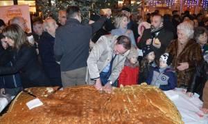 Χαλκιδική: Αναβίωσε το «Μέλωμα του Χριστού» στην Αρναία