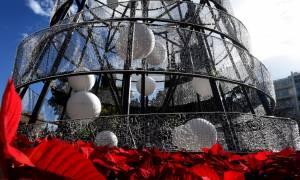 Χριστούγεννα 2017: Σε εορταστικό κλίμα η Αθήνα (pics)