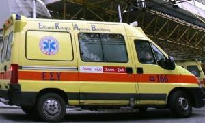 Θεσσαλονίκη: Ένας νεκρός και ένας σοβαρά τραυματίας μετά από σοβαρό τροχαίο