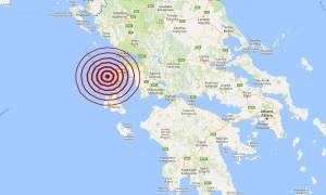 Σεισμός στη Λευκάδα - Αισθητός σε πολλές περιοχές