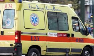 Νεκρή 49χρονη σε τροχαίο δυστύχημα στη Θεσσαλονίκη