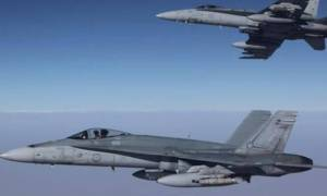 Καταρρίφθηκε στρατιωτικό αεροσκάφος στη Συρία - Νεκρός ο πιλότος
