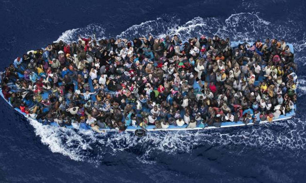 Tριακόσιοι εβδομήντα μετανάστες διασώθηκαν το τελευταίο 24ωρο σε λιβυκά και διεθνή χωρικά ύδατα