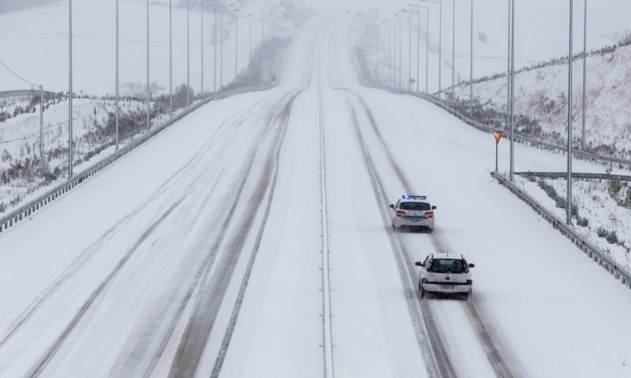 Καιρός τώρα - Έκτακτο δελτίο επιδείνωσης: Έρχονται καταιγίδες και σφοδρές χιονοπτώσεις (pics)