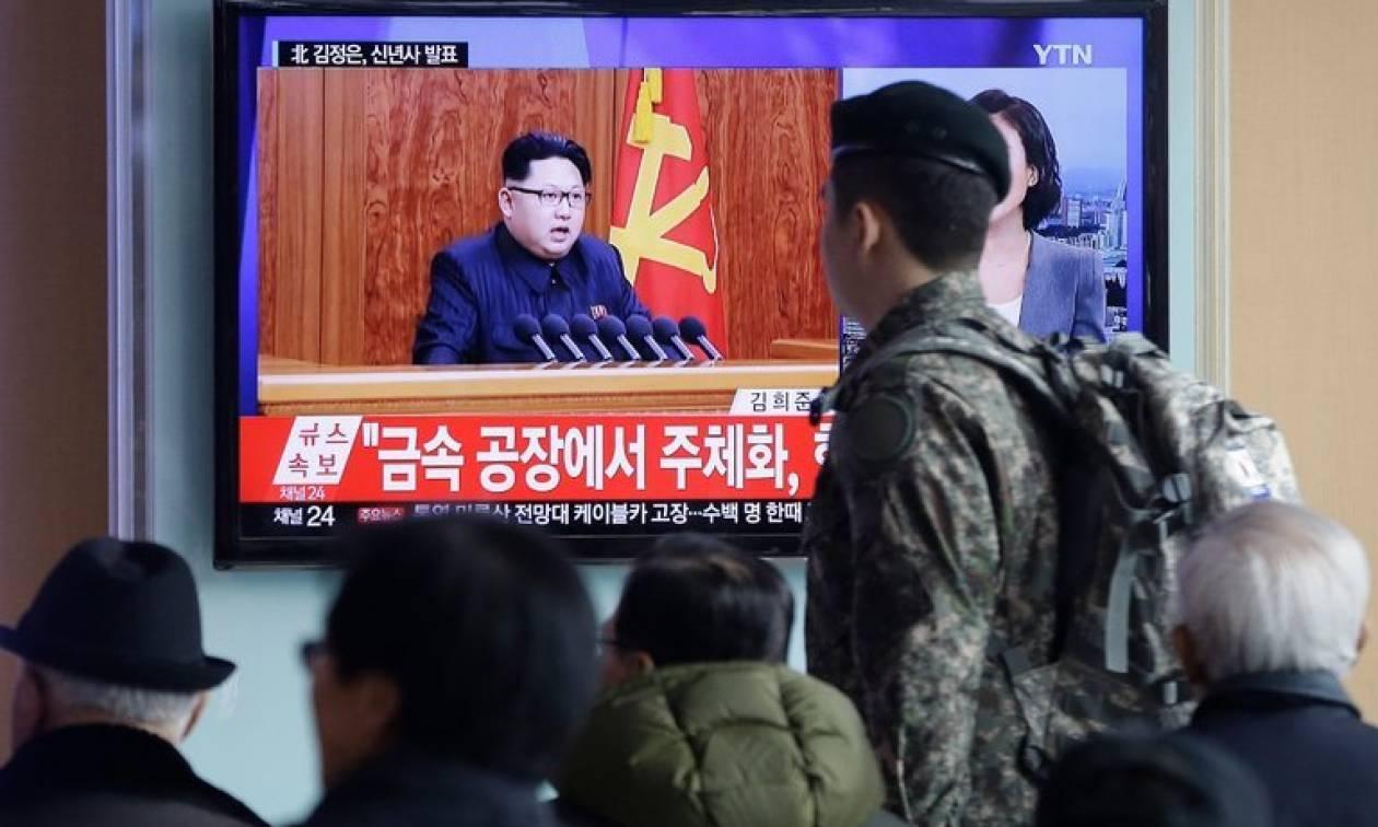 Κυρώσεις από τις ΗΠΑ σε δύο Βορειοκορεάτες που εμπλέκονται στο βαλλιστικό πρόγραμμα της Πιονγιάνγκ