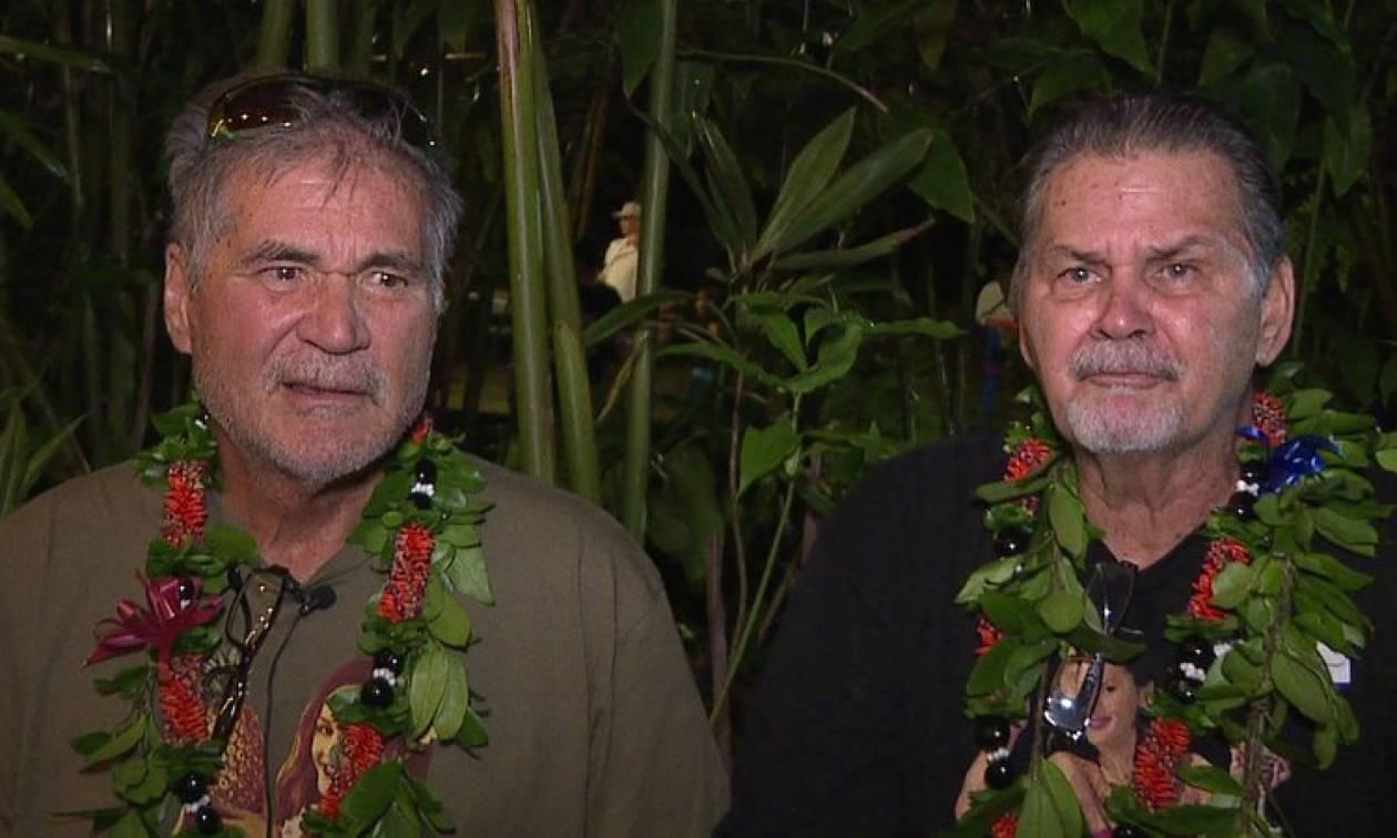 Κολλητοί φίλοι μετά από 60 χρόνια ανακάλυψαν ότι είναι αδέρφια!