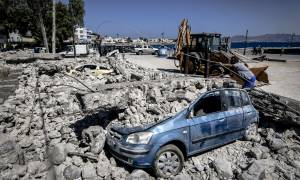 Παναγιώτης Βαρώτσος: Σεισμοί έως 8 Ρίχτερ μπορεί να «χτυπήσουν» την Ελλάδα