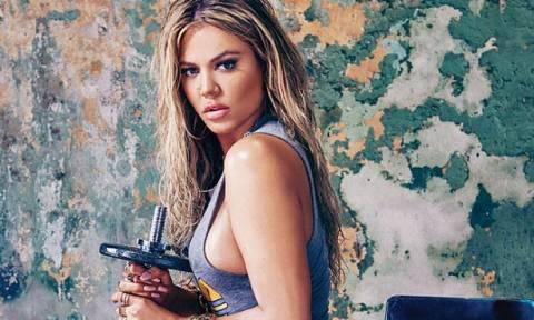 Δες την Khloe Kardashian να κάνει γυμναστική, κατά την διάρκεια της εγκυμοσύνης της