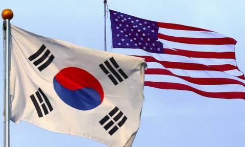 Ξεκινούν συνομιλίες ΗΠΑ-Νότιας Κορέας για τη διμερή συμφωνία ελεύθερων εμπορικών συναλλαγών