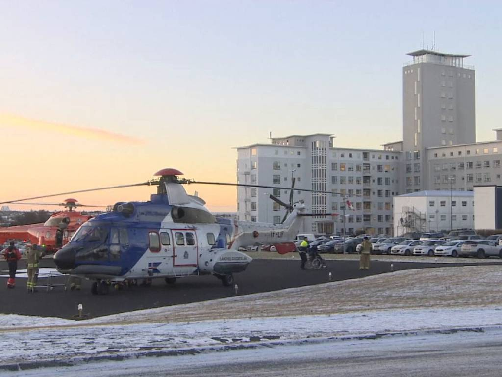 Ισλανδία: Ένας νεκρός και 12 σοβαρά τραυματίες σε φρικτό τροχαίο δυστύχημα (pics)