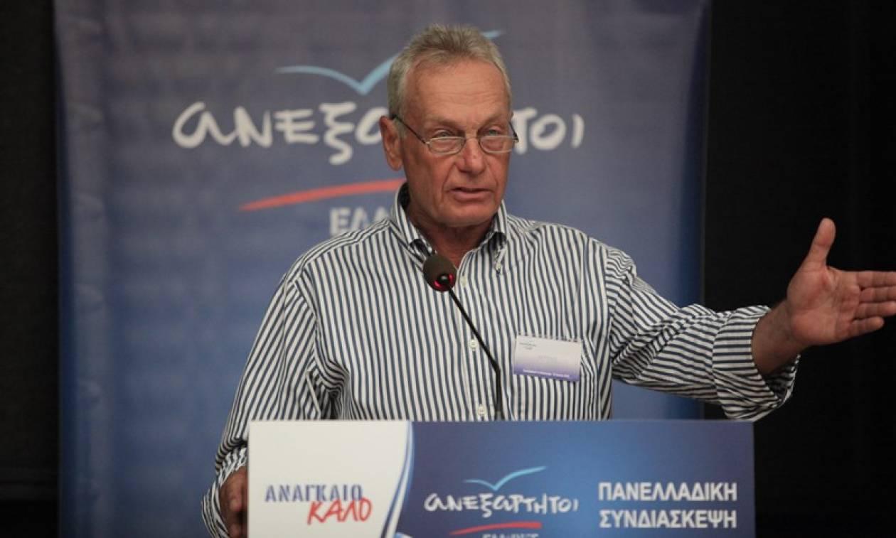 Σγουρίδης (ΑΝΕΛ): Θα μπορούσε να πραγματοποιηθεί δημοψήφισμα για την ονομασία των Σκοπίων