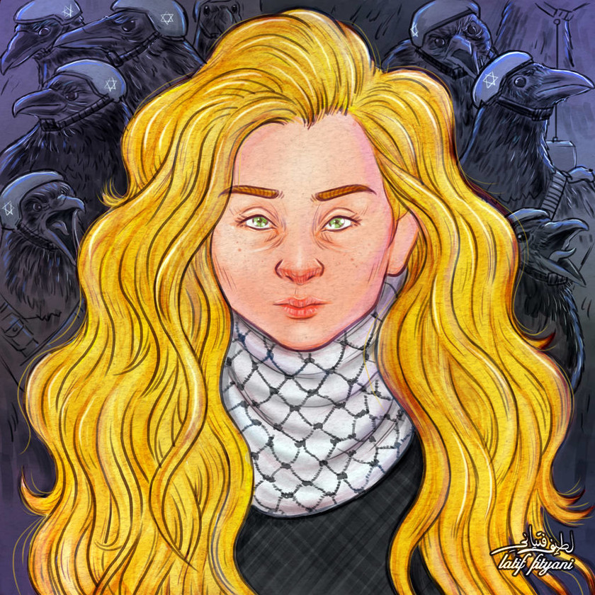 Ahed Tamimi: Το κορίτσι-σύμβολο του παλαιστινιακού αγώνα δικάζεται ενώπιον ισραηλινού στρατοδικείου