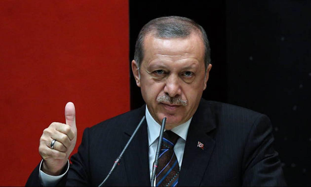 Ερντογάν: Πρέπει να αυξήσουμε τους φίλους μας και να περιορίσουμε τους εχθρούς μας
