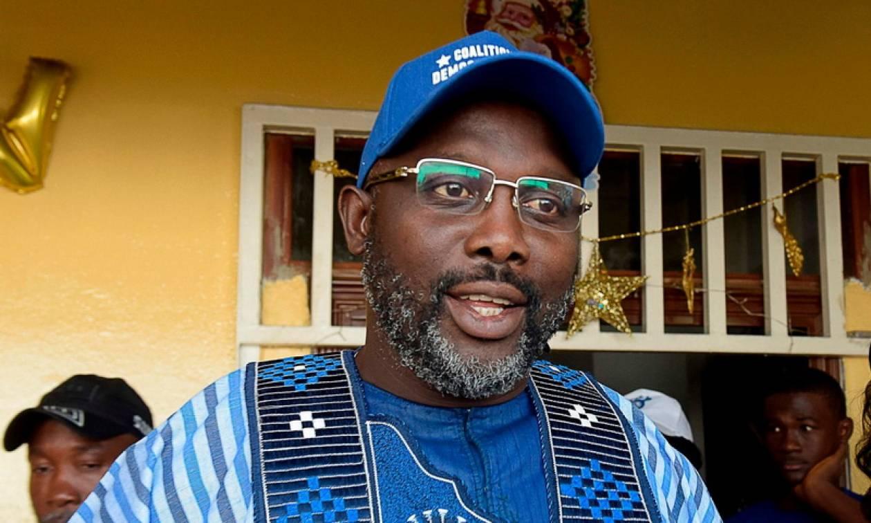 Ζορζ Γουεά: Από τις παραγκουπόλεις, σταρ του ποδοσφαίρου και τώρα νέος πρόεδρος της Λιβερίας!