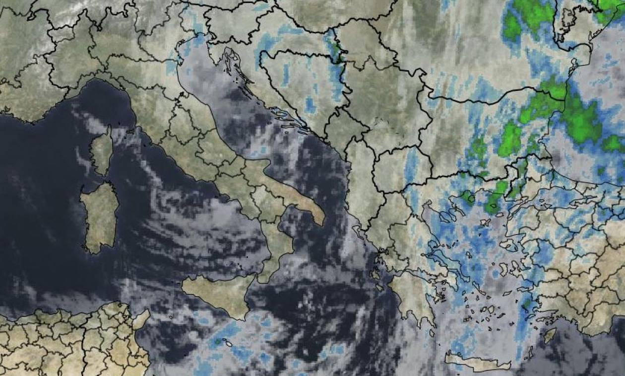 Καιρός τώρα: Αγριεύει η «Ηλέκτρα » - Σφοδρές καταιγίδες και χιόνια σε αρκετές περιοχές