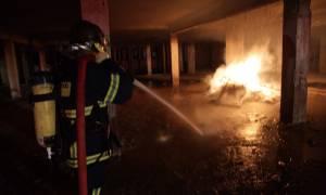 Θεσσαλονίκη: Βίντεο - ντοκουμέντο από τη μεγάλη πυρκαγιά σε εργοστάσιο στην ΒΙ.ΠΕ. Σίνδου
