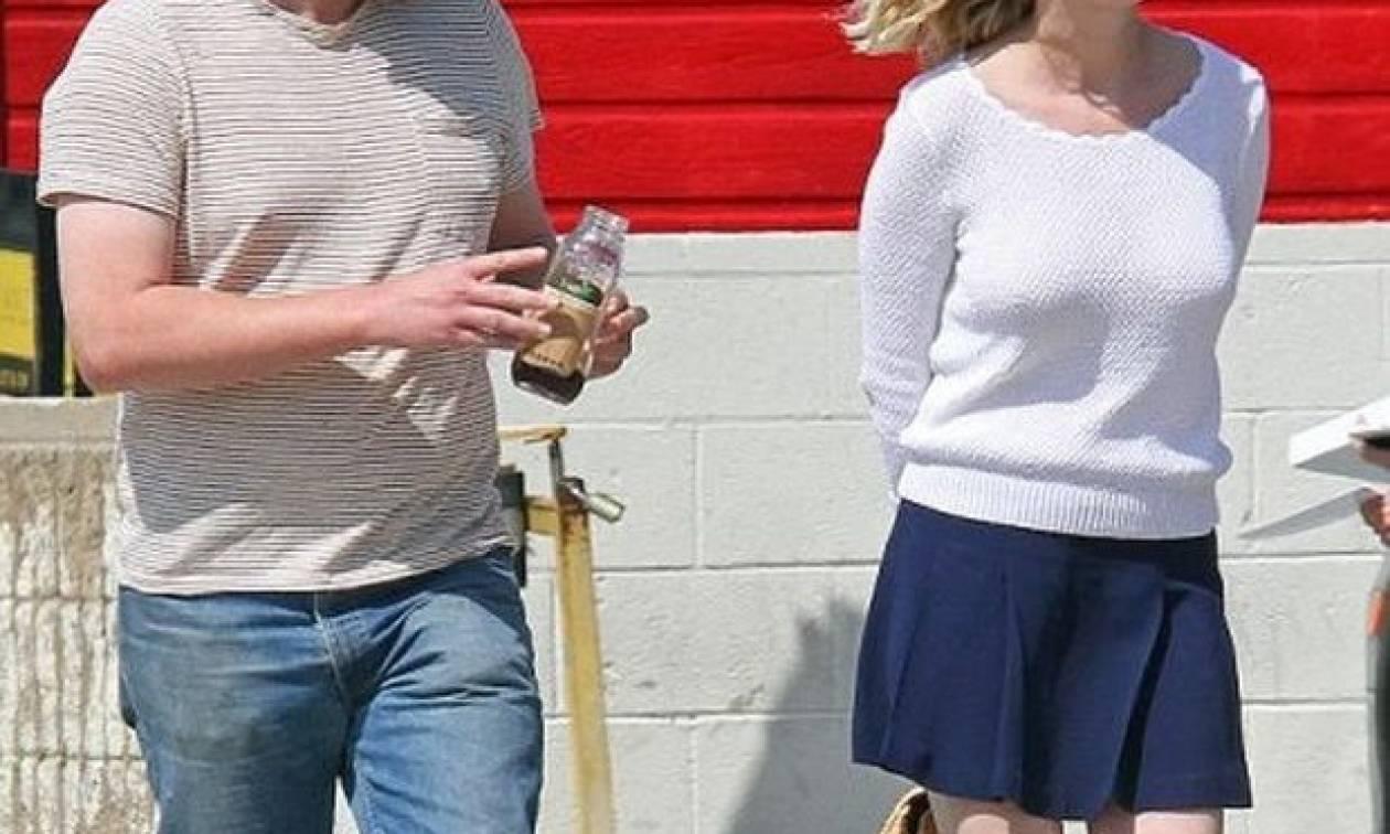 Το διάσημο ζευγάρι κάνει την πρώτη του κοινή εμφάνιση, λίγες μέρες μετά τις φήμες περί εγκυμοσύνης