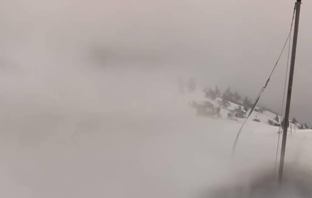 Βασιλίτσα: Οι τελευταίες τραγικές στιγμές του σκιέρ που καταπλακώθηκε από χιονοστιβάδα