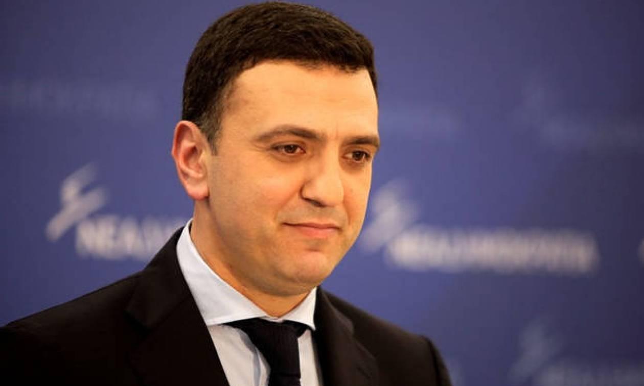 Κικίλιας: «Η ΝΔ θα μειώσει τους φόρους - Ας καταλάβουν οι εταίροι ότι δεν είμαστε ΣΥΡΙΖΑ»