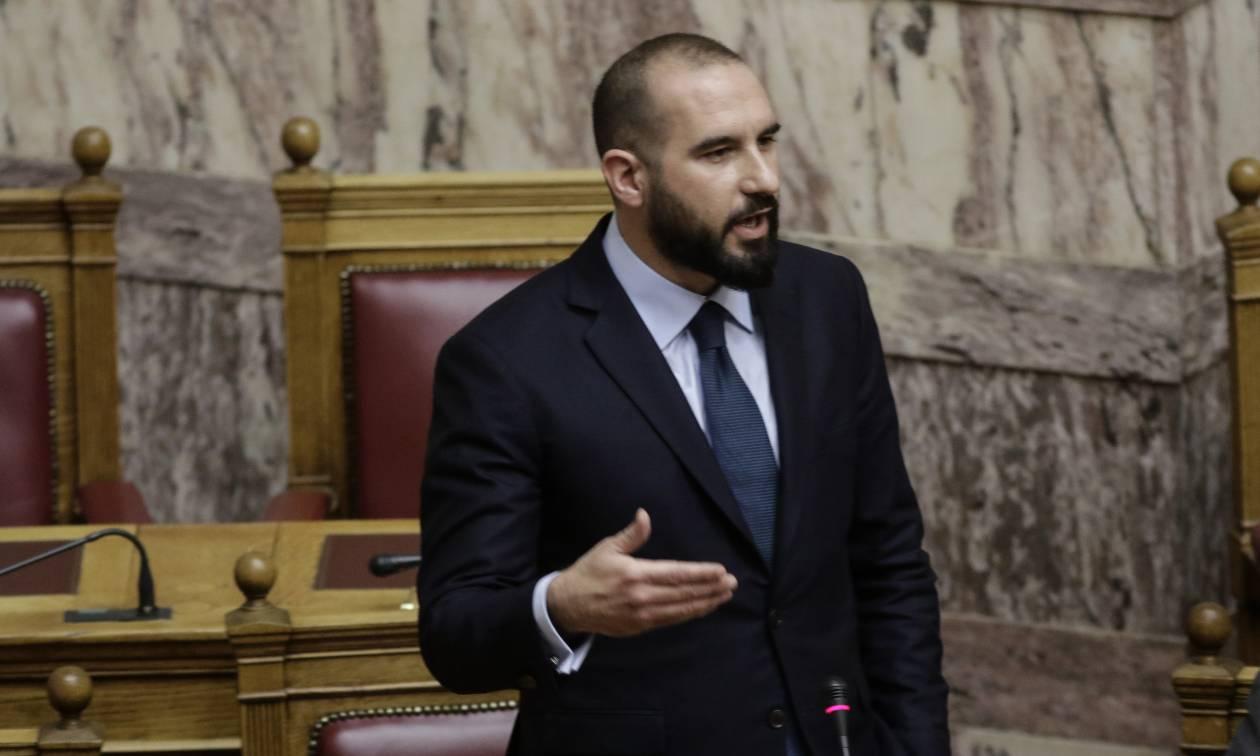 Τζανακόπουλος: Αν έχει νόημα με κάποιον να συγκριθεί ο ΣΥΡΙΖΑ, είναι με τον ίδιο τον εαυτό του