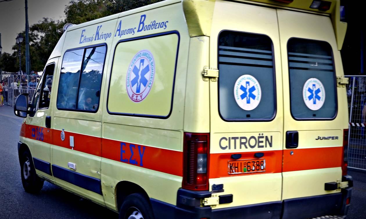 Ηράκλειο: Συναγερμός στο ΕΚΑΒ - Σε κωματώδη κατάσταση εντοπίστηκε νεαρός
