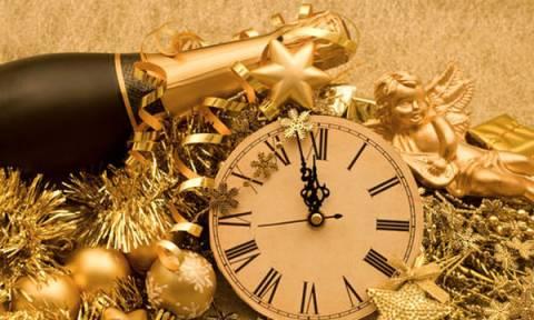 Μικρές ιδέες για να δώσετε μία γιορτινή νότα στο πρωτοχρονιάτικο ρεβεγιόν