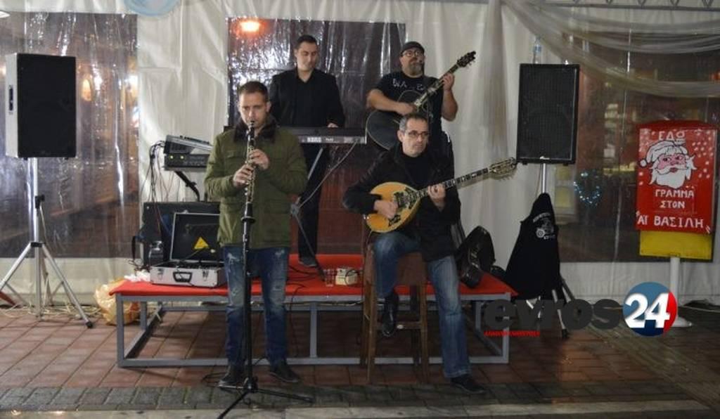 Έβρος: Το «τρελό» γλέντι των Φεριωτών δίπλα στη σούβλα με το 295 κιλών μόσχο (pics)