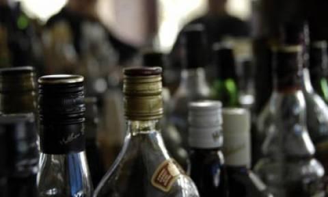 Ηράκλειο: «Μπλόκο» σε φορτηγό με χιλιάδες λαθραία ποτά