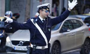 Οι κυκλοφοριακές ρυθμίσεις στους δρόμους της Αθήνας την Πρωτοχρονιά