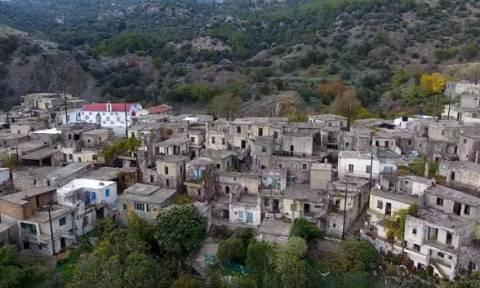 Καλάμι: Το εγκαταλελειμμένο χωριό της Κρήτης που μαγεύει (vid)
