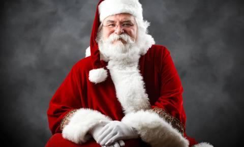 Παραμονή Πρωτοχρονιάς - Κρήτη: Κι όμως ο Άγιος Βασίλης ήρθε από... ψηλά! Δείτε εικόνες