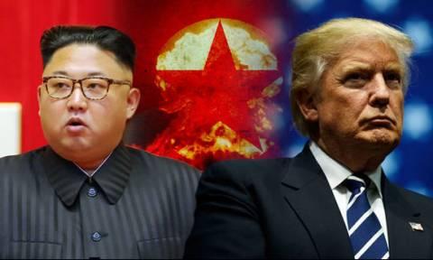 Παγκόσμιος τρόμος: «Πιο κοντά από ποτέ οι ΗΠΑ σε έναν πυρηνικό πόλεμο με τη Βόρεια Κορέα»