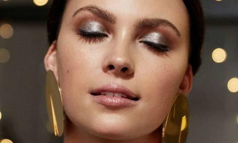 4 μακιγιάζ για να εντυπωσιάσεις στο αποψινό ρεβεγιόν (και όλες οι οδηγίες για να τα κάνεις)