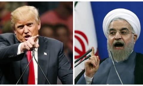 Ιράν: Άγρια κόντρα Ντόναλντ Τραμπ - Χασάν Ροχανί για τις αντικυβερνητικές διαδηλώσεις