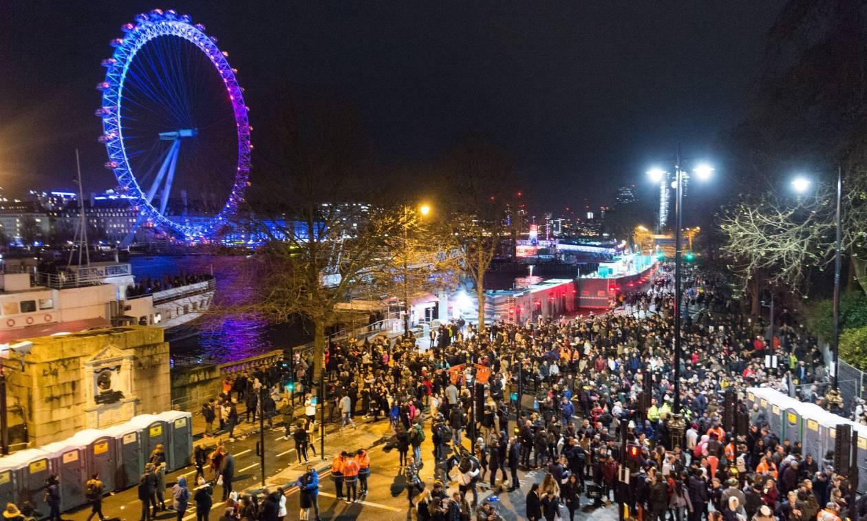 Τρόμος στους δρόμους του Λονδίνου: Τέσσερις δολοφονίες με μαχαίρι τη νύχτα της πρωτοχρονιάς