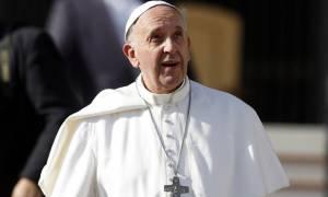 Βατικανό - Πάπας Φραγκίσκος: Το μέλλον εν ειρήνη αποτελεί δικαίωμα για όλους